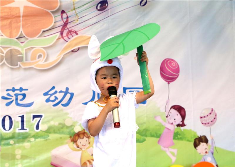 """歙县示范幼儿园举行庆""""六一""""唱歌讲故事比赛活动"""
